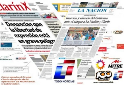 La Nación - Grupo Clarín