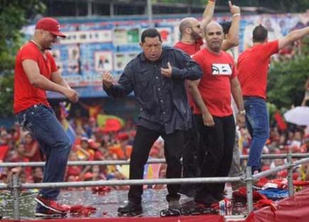 CHAVEZ-CANTANDO