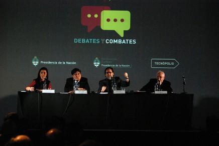 Debates y combates
