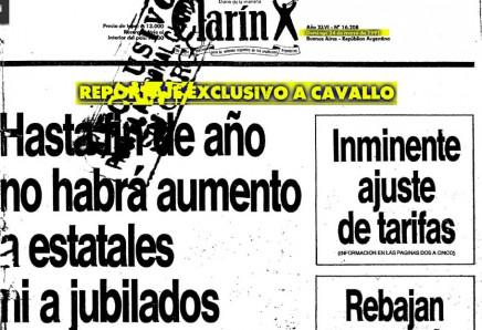 Clarin 24 de marzo de 1991