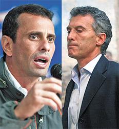 Macri Capriles