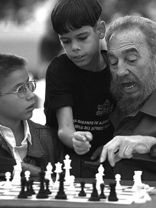 fidel ajedrez