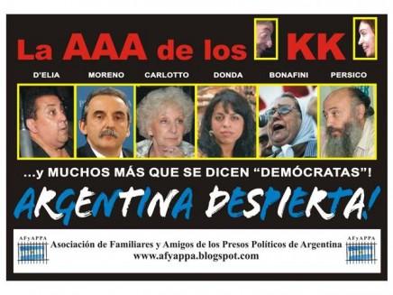 La AAA de los KK